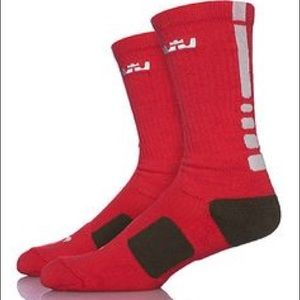 Lebron Nike Elite socks